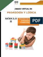 Guía Didáctica 2 Proceso de Enseñanza Aprendizaje en La Formación Del Niño