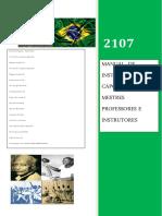 Manual de Capoeira Para Mestres