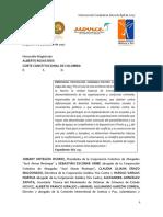 INTERVENCIÓN | Intervención Decreto 898- 2017
