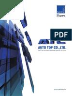 2016 Catalog AUTOTOP