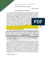 ARRIGHI, Giovanni (2007). Globalização e Desenvolvimento Desigual