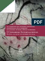 Folleto I Congreso Historia