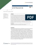 2016 - Cerchiello and Giudici - Big Data Analysis for Financial Risk Management