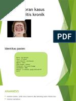 Sinusitis Kronik