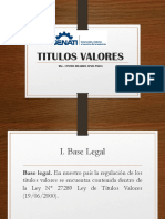 Sesion 12 Titulos Valores.ppt