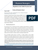 Whats New With Regulation in the Mobile Payment and Fintech Space