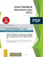 International Standards for Tuberculosis Care (ISTC)