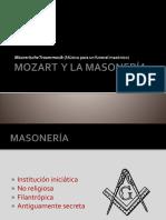 Mozart y La Masonería