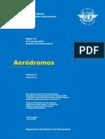 OACI - Anexo 14 - 3ra. Edicion - Aerodromos