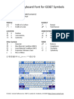 Verisurf Font