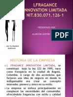 Presentacion Lfragance Innovation