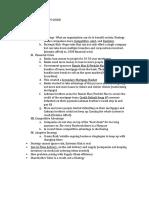 Rmi 2302 Final Study Guide