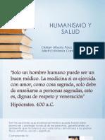 Humanismo y Salud A