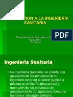 Exposicion Ing. Sanitaria 1
