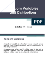 Lecture 13 - Random Variables