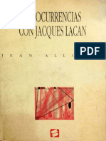 213 Ocurrencias Con Jacques Lacan [Jean Allouch]
