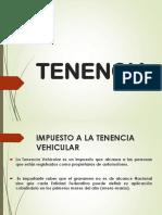 TENENCIA ESTADO DE MEXICO