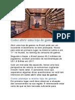 Como abrir uma loja de games.docx