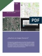 Mapa Sonoro Lamas