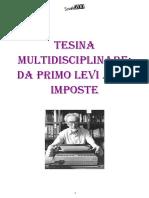 Primo Levi1