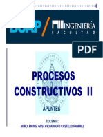 Apuntes Proceso II