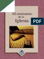 Ministerio Iglesia