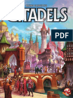 Citadels Rules