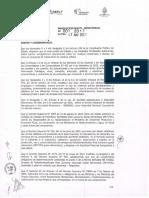 RM 001 17 Reglamento T Botellas PET