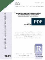 CEA R 6214 Dosi Externe