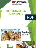 Historia de La Ingeniera