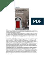 Critica Literaria de Fernandez de Castro