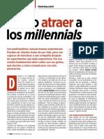 como atraer millennials