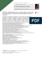 Recomendaciones para el análisis de mezclas de ADN