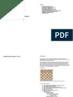 [CHESS-SCACCHI]Piccolo Manuale Di Aperture Scacchistiche in Italiano