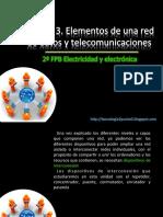 IMRTD_Unidad03-Elementos de Una Red de Datos y Telecomunicaciones