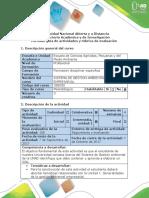Guia de Actividades y Rubrica de Evaluación - Fase 2 - Realizar Un Estudio de Caso Sistema de Gestión Ambiental Unadista