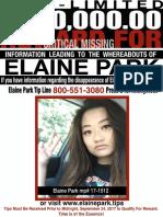 Elaine Park - Poster ($500k)