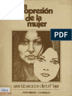 MC La Opresion de La Mujer