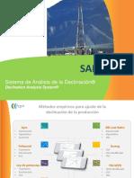 Declinación de la Producción (Rate Decline)