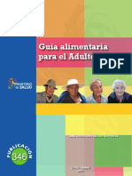 Guia Alimentaria Para El Adulto Mayor 1
