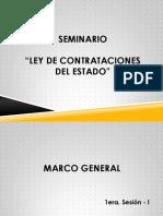 1.Ley de Contrataciones 1
