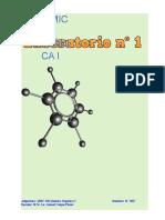 Quimica Organica Punto de Fusion
