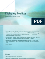 Diabetes Anestesia