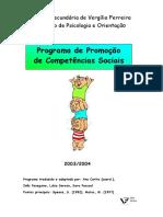 Prog Compet%Cancias Sociais 03 04