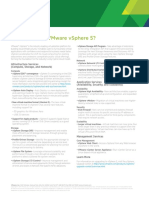 Vmware What is New Vsphere5