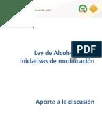 Informe Unasev Alcohol Cero