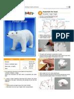 Canon Oso Polar Instrucciones