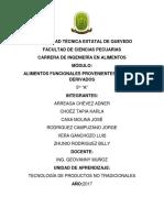 Reactivos Del Prov Del Mar