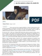 Mises Brasil - A Fome Na Ucrânia - Um Dos Maiores Crimes Do Estado Foi Esquecido