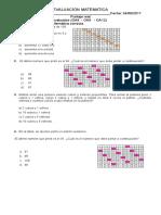 Evaluacion Matematica 24 Agosto